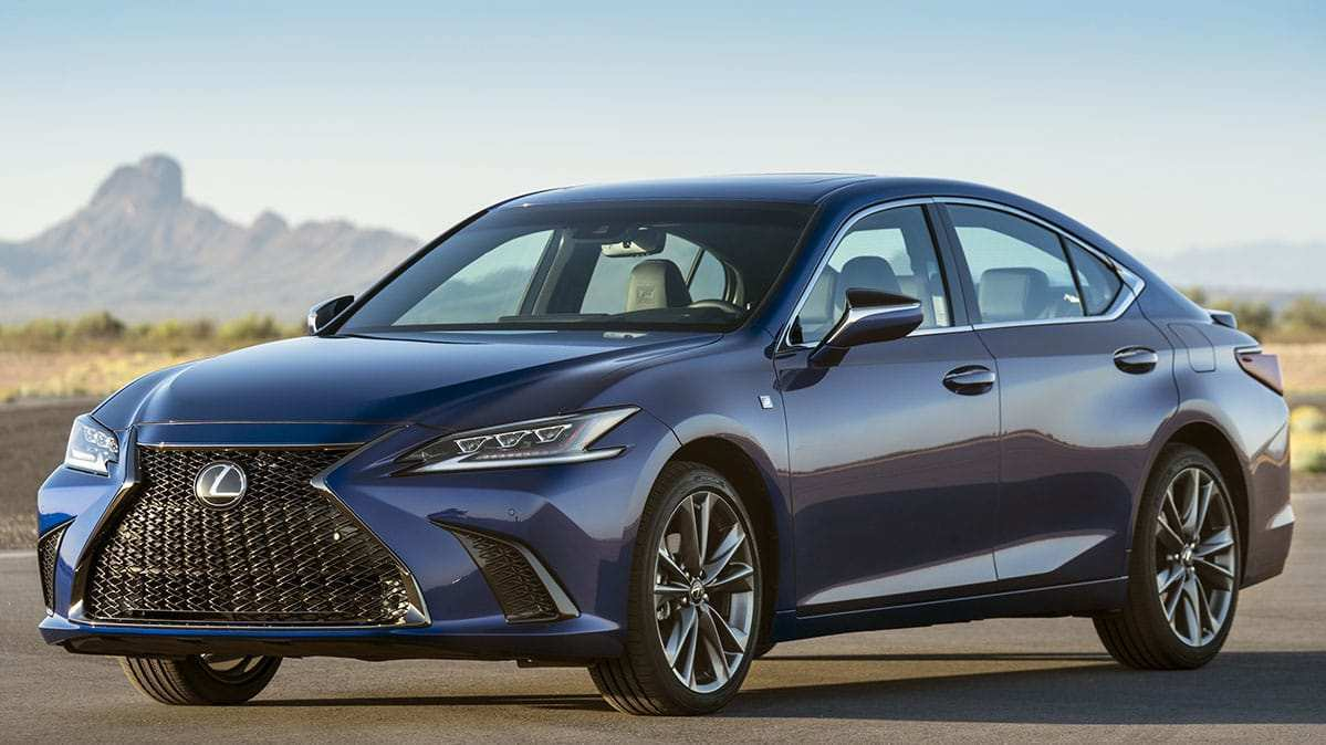 43 Best Review Lexus Es 2019 Vs 2018 Performance and New Engine for Lexus Es 2019 Vs 2018