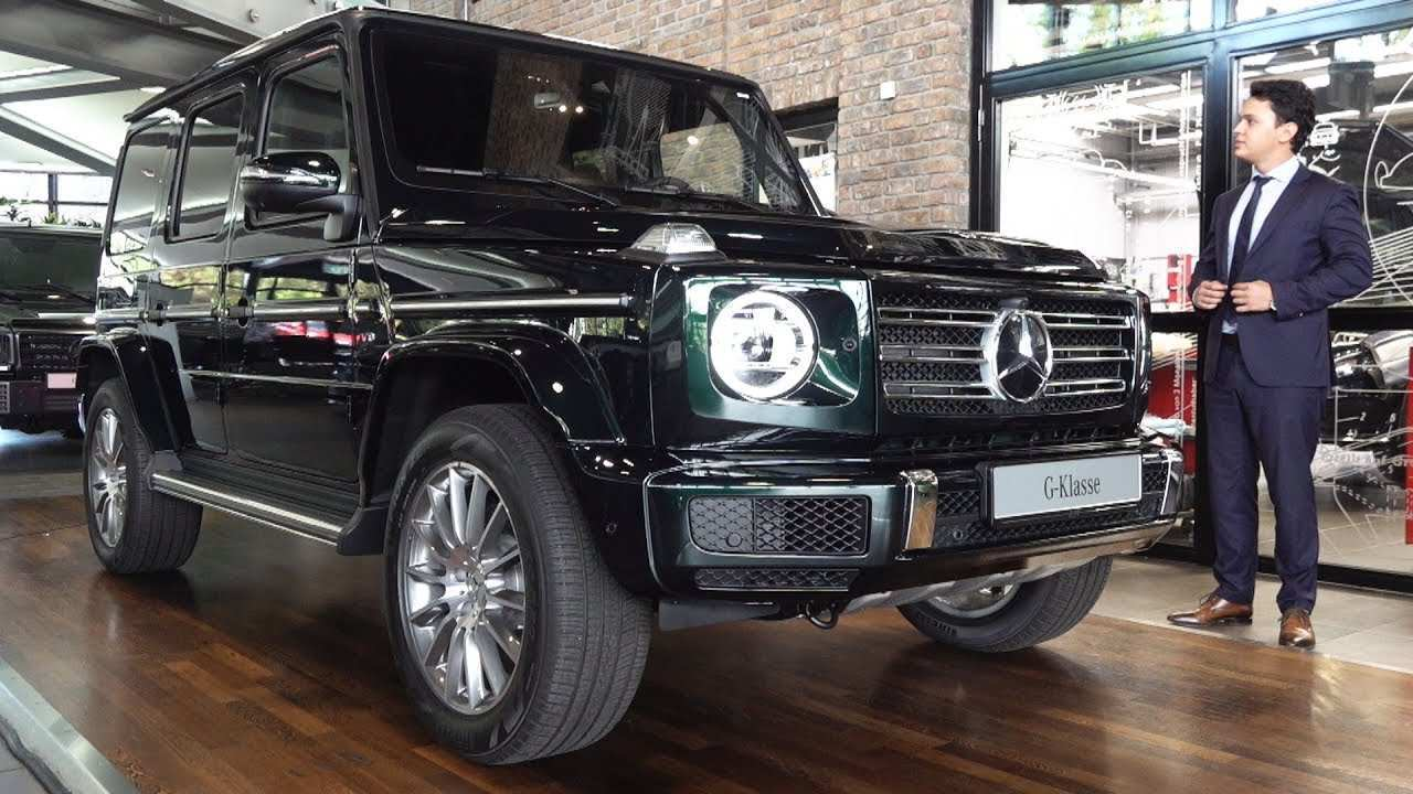 43 Gallery of Mercedes 2019 G Wagon Exterior and Interior for Mercedes 2019 G Wagon