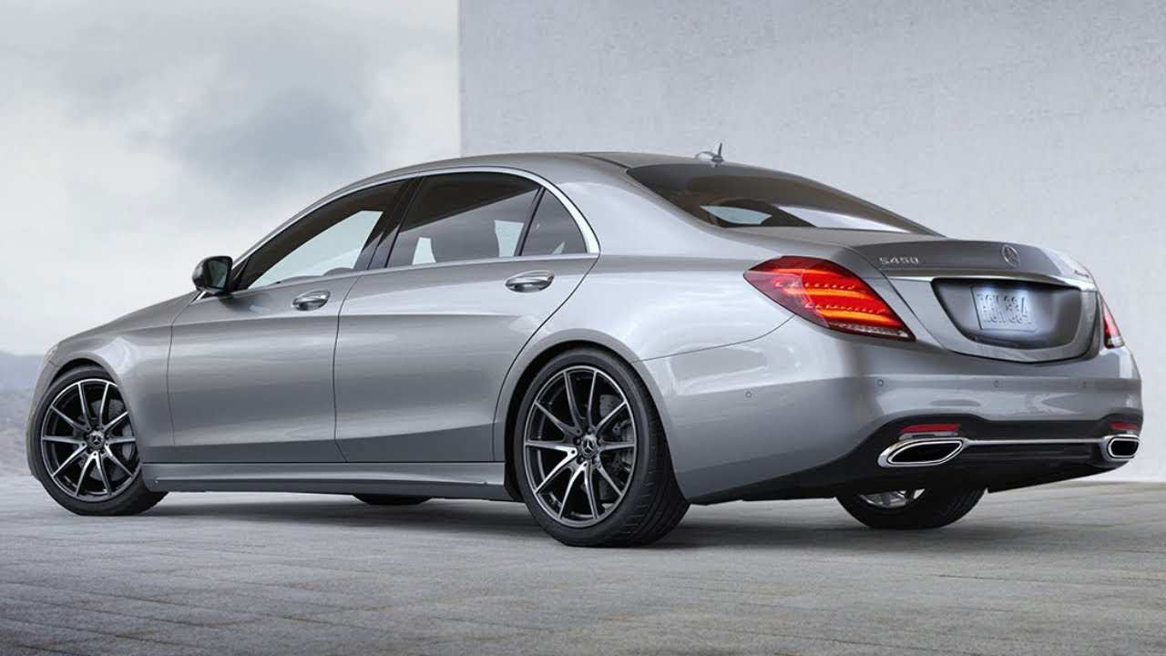 43 Great Mercedes S Class 2019 Rumors by Mercedes S Class 2019