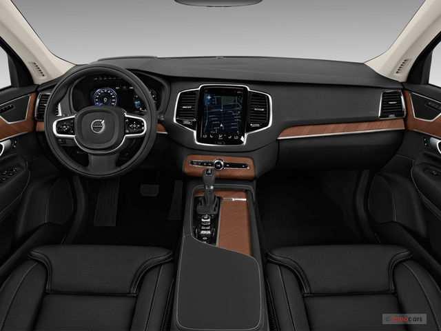 43 Great Volvo 2019 Interior Redesign for Volvo 2019 Interior