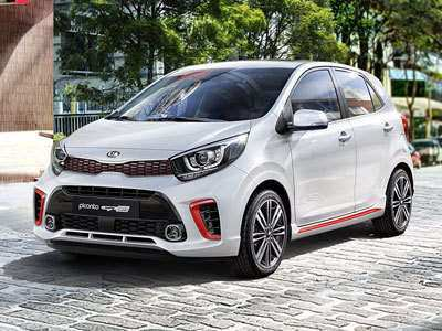 43 The Kia Picanto 2019 Exterior by Kia Picanto 2019
