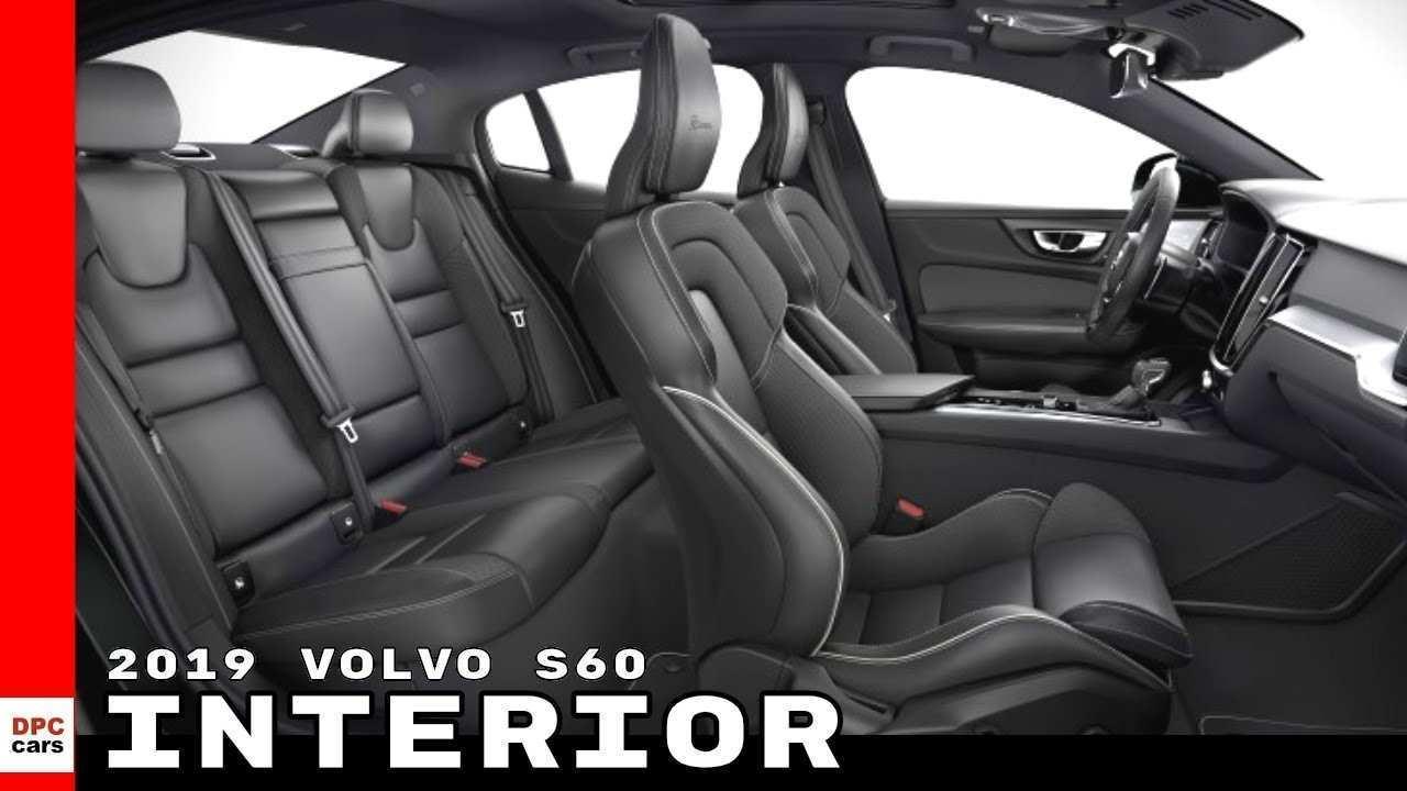 43 The Volvo S60 2019 Interior Concept with Volvo S60 2019 Interior
