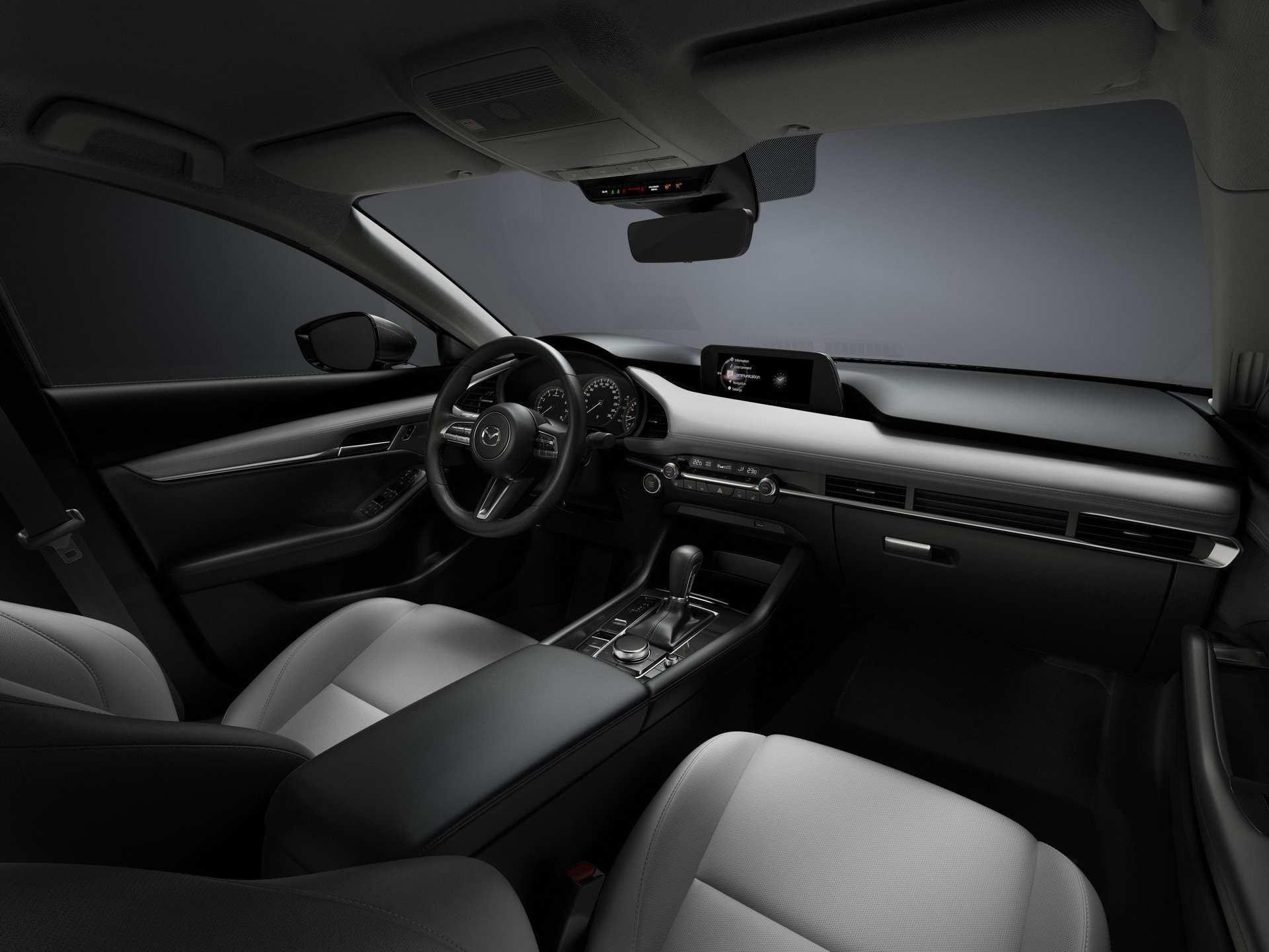 44 All New Mazda 3 2019 Interior Picture with Mazda 3 2019 Interior