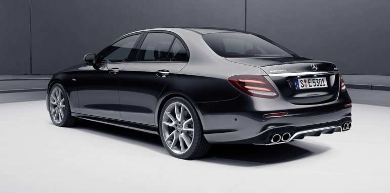 44 All New Mercedes E Class Facelift 2019 Research New with Mercedes E Class Facelift 2019