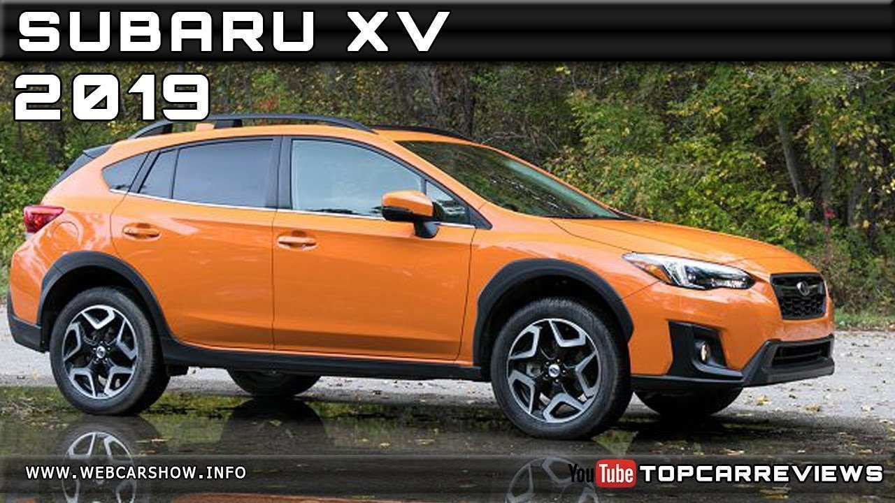 44 All New Subaru Xv 2019 Review Price for Subaru Xv 2019 Review