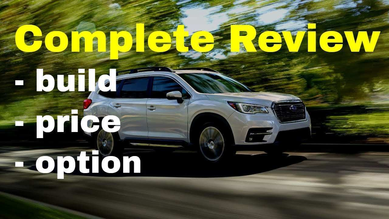 44 Best Review Subaru 2019 Build Wallpaper by Subaru 2019 Build