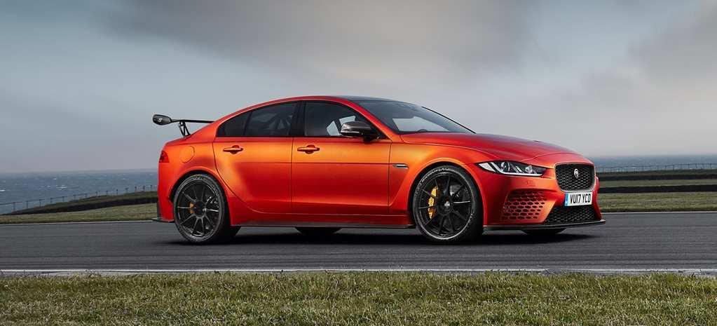 44 Concept of 2019 Jaguar Project 8 Engine by 2019 Jaguar Project 8