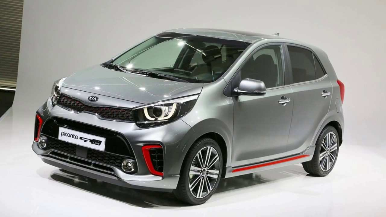 44 Concept of Kia Picanto 2019 Style for Kia Picanto 2019