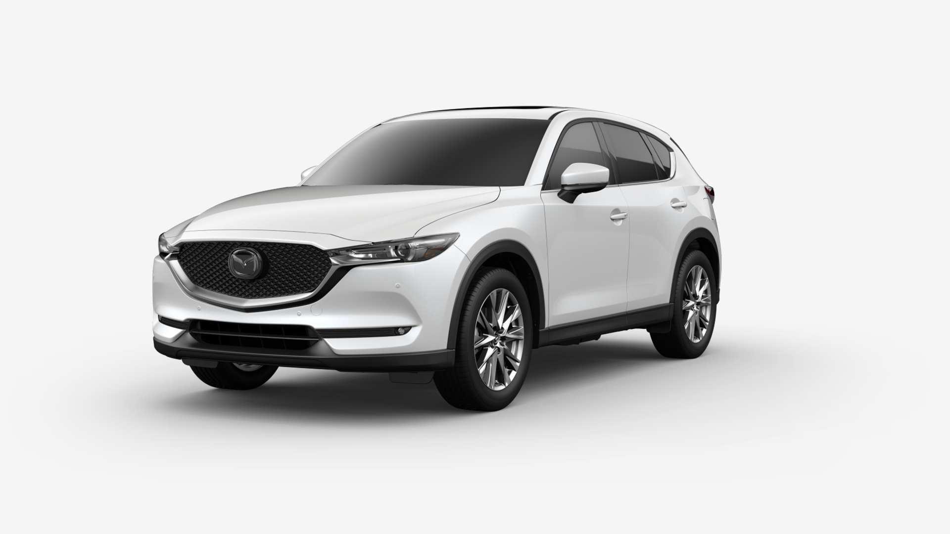 44 Concept of Mazda Cx 5 2019 White Redesign and Concept for Mazda Cx 5 2019 White