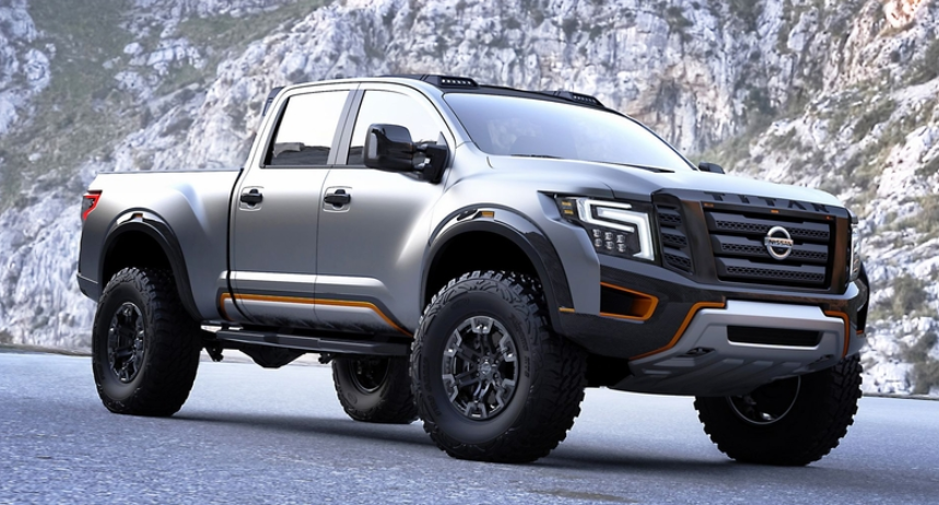 44 Gallery of Nissan Warrior 2019 New Concept for Nissan Warrior 2019