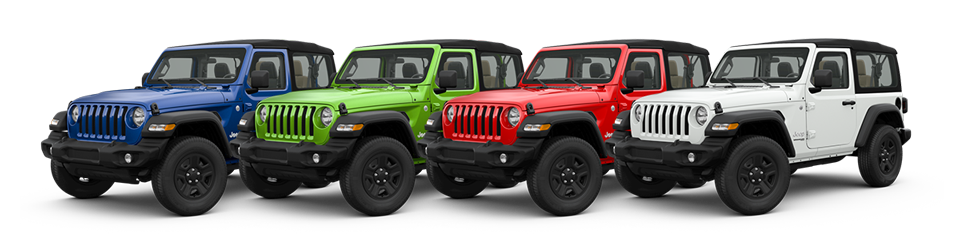 44 Great 2019 Jeep Jl Colors Price and Review with 2019 Jeep Jl Colors