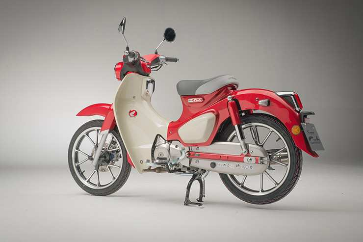 44 The 2019 Honda Super Cub Top Speed Rumors by 2019 Honda Super Cub Top Speed
