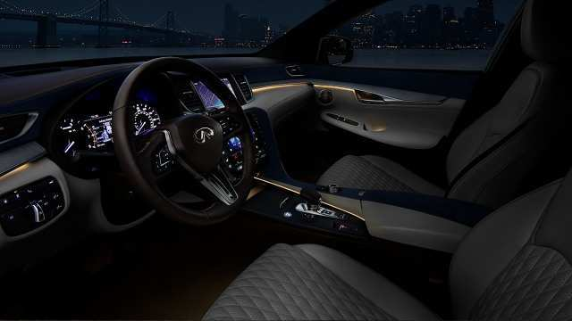 44 The 2019 Infiniti Interior Rumors by 2019 Infiniti Interior