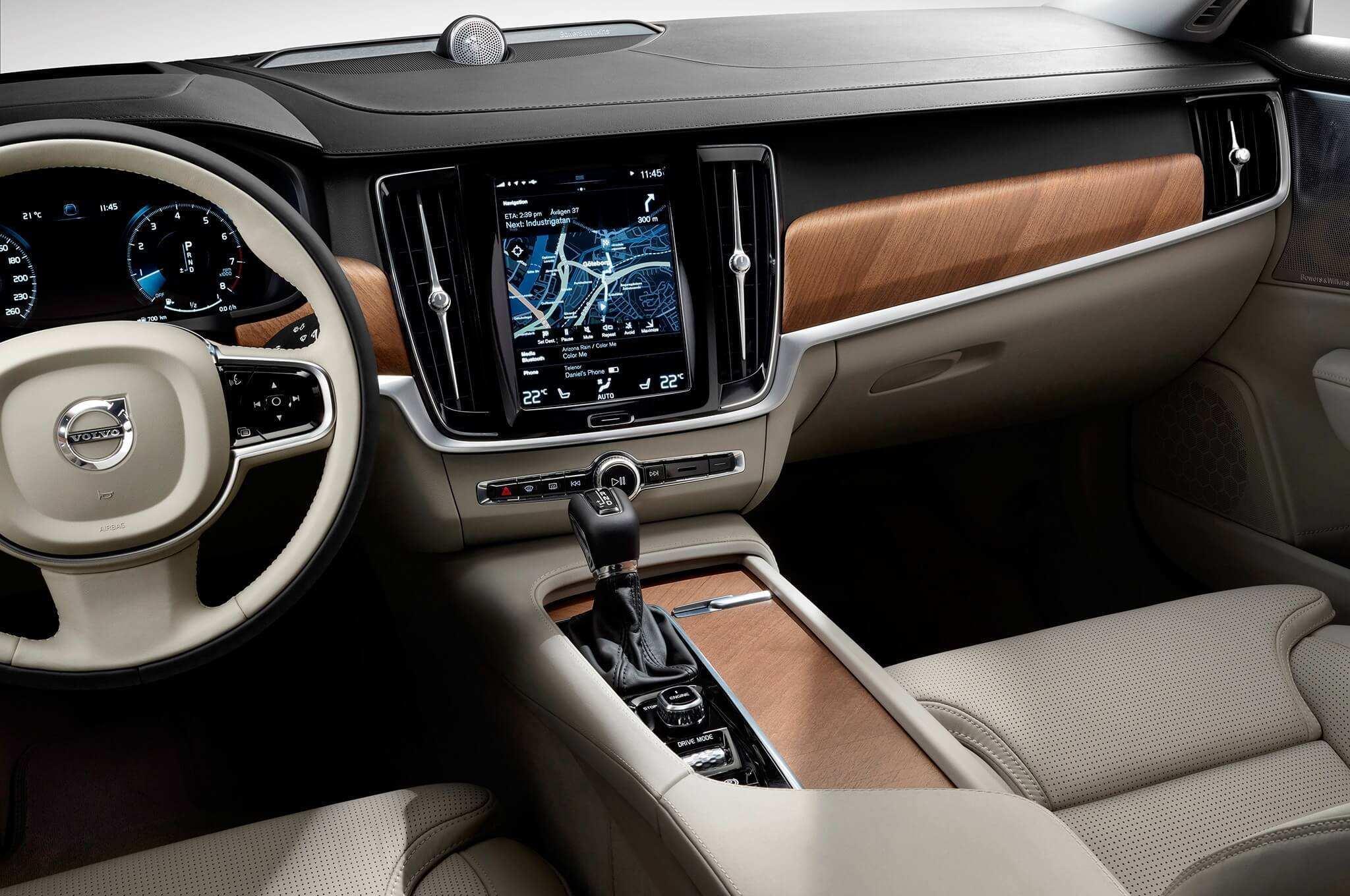44 The Volvo 2019 Interior Photos for Volvo 2019 Interior