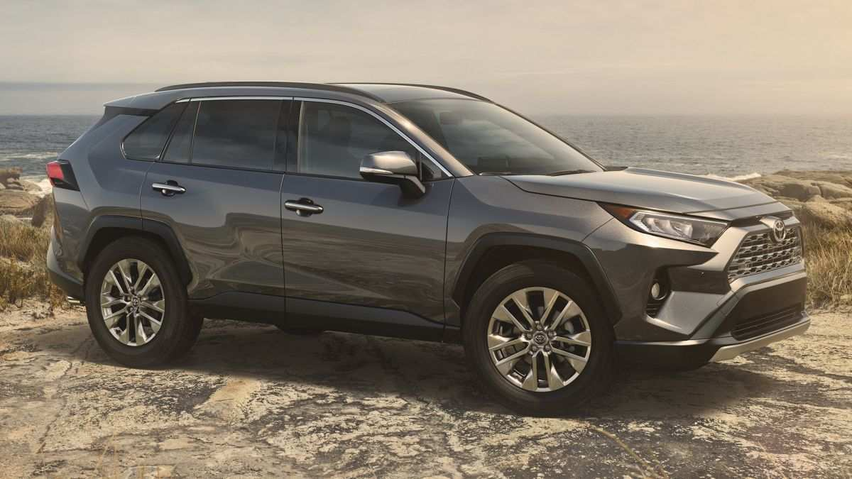 45 All New 2019 Toyota Rav4 Jalopnik Configurations by 2019 Toyota Rav4 Jalopnik