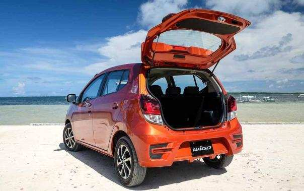 45 All New Toyota Wigo 2019 Philippines Release by Toyota Wigo 2019 Philippines