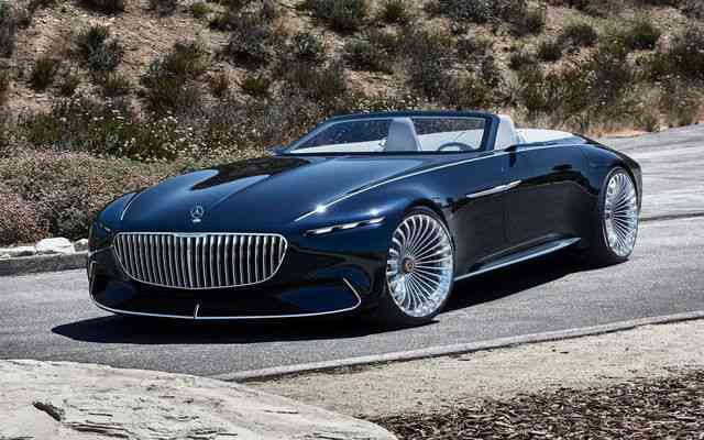 45 New 2019 Mercedes Maybach 6 Cabriolet Price Research New by 2019 Mercedes Maybach 6 Cabriolet Price