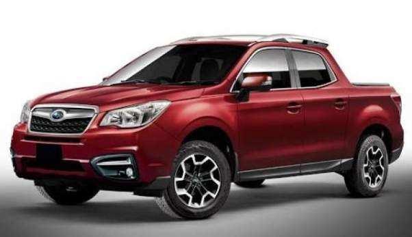 45 New Subaru Pickup Truck 2019 Exterior and Interior for Subaru Pickup Truck 2019