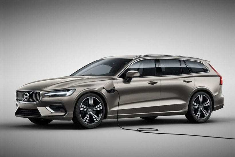 45 The 2019 Volvo V60 Price Images with 2019 Volvo V60 Price