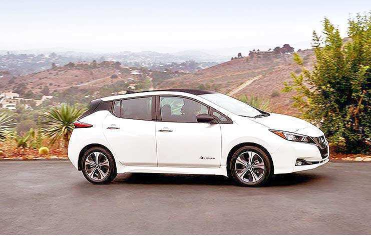 46 Best Review 2019 Nissan Leaf Review Style with 2019 Nissan Leaf Review