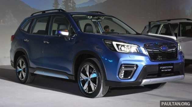 46 Concept of Subaru Eyesight 2019 Interior with Subaru Eyesight 2019