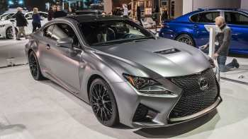 46 Great Lexus Rcf 2019 Specs and Review with Lexus Rcf 2019