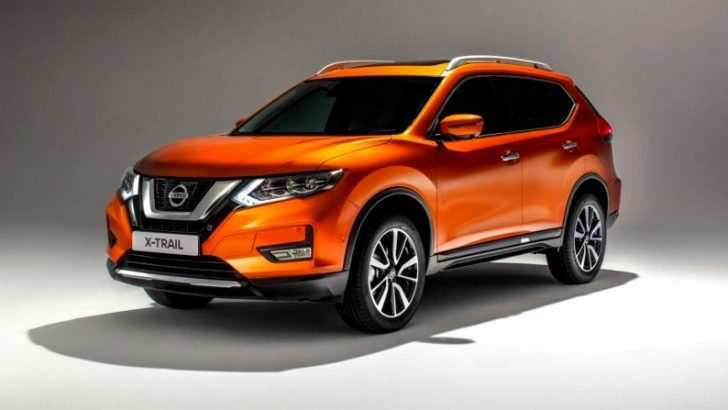 46 Great Nissan X Trail 2019 Review Spesification by Nissan X Trail 2019 Review