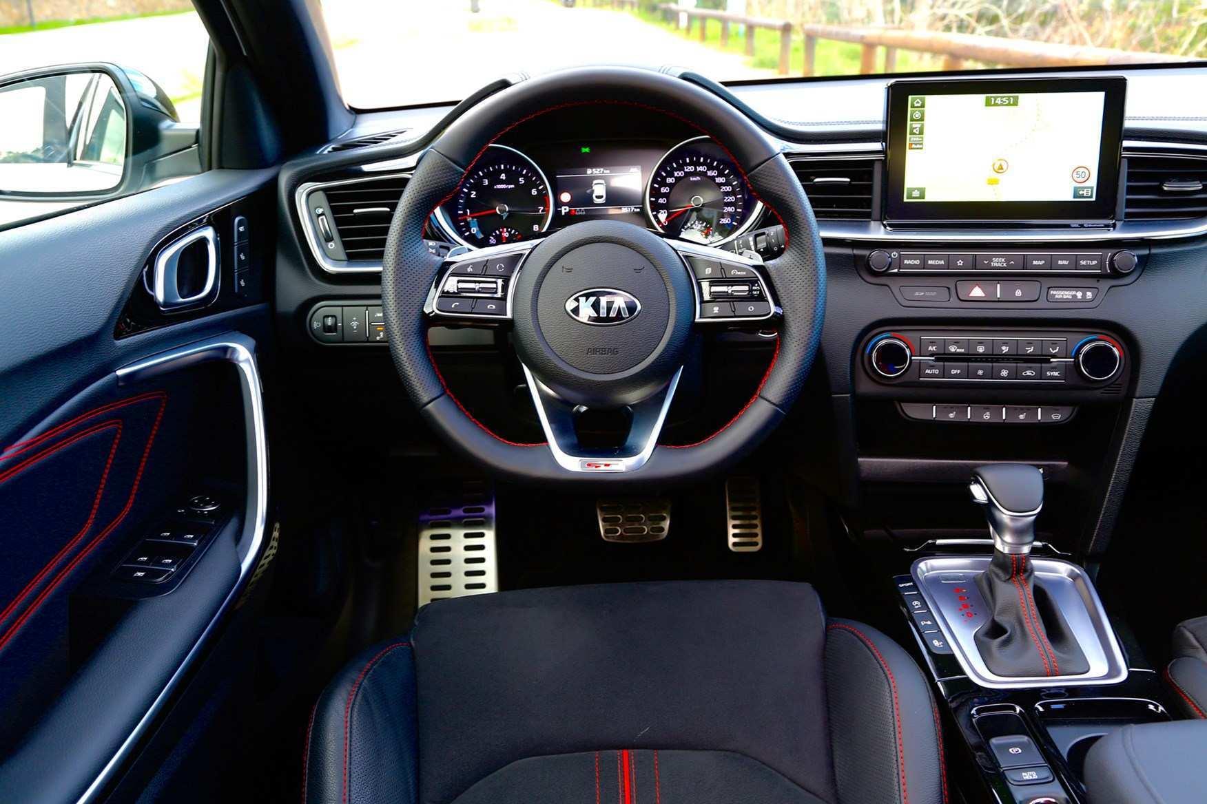 46 New Proceed Kia 2019 Interior with Proceed Kia 2019