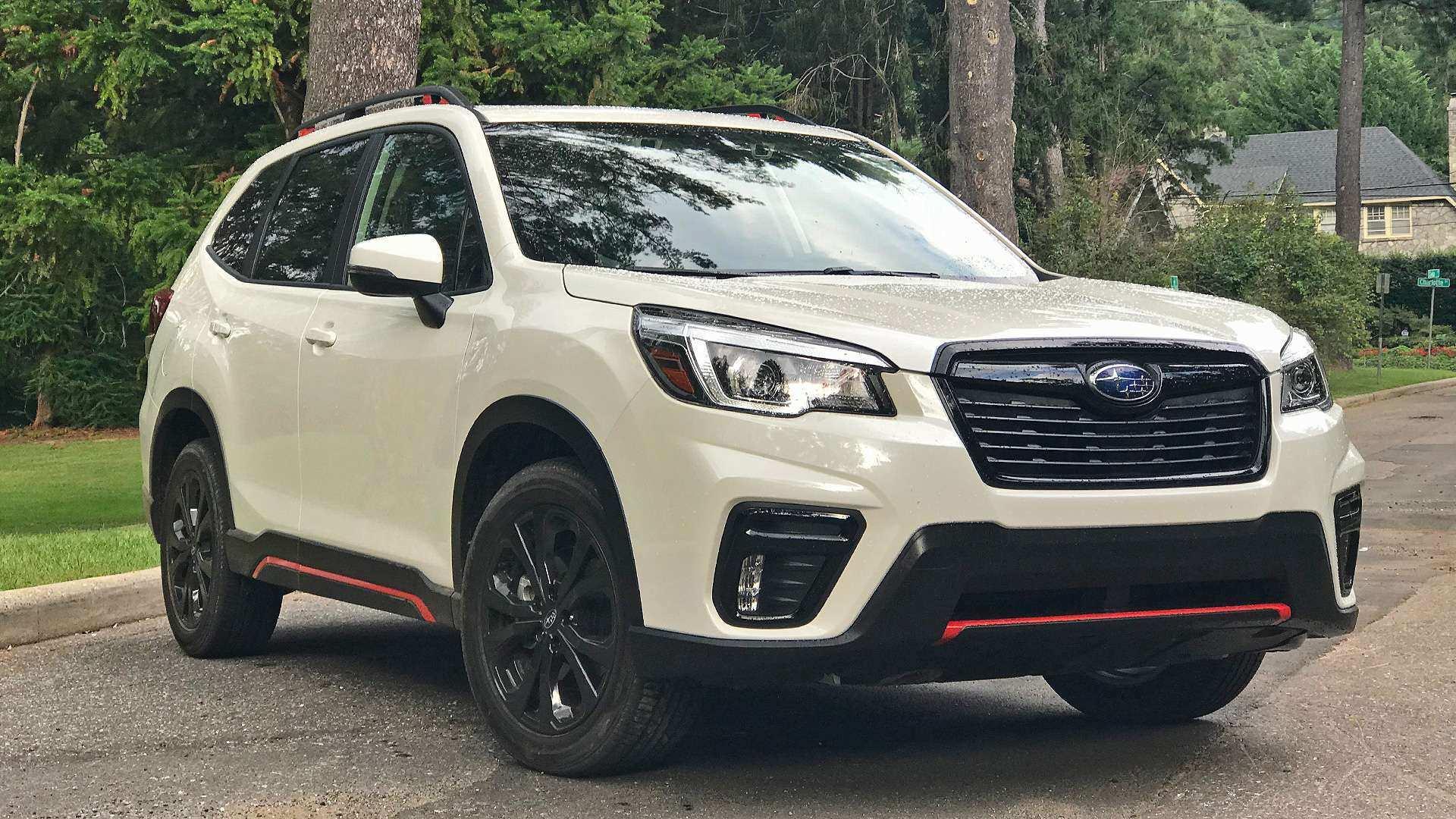 46 The Subaru Sport 2019 Exterior for Subaru Sport 2019