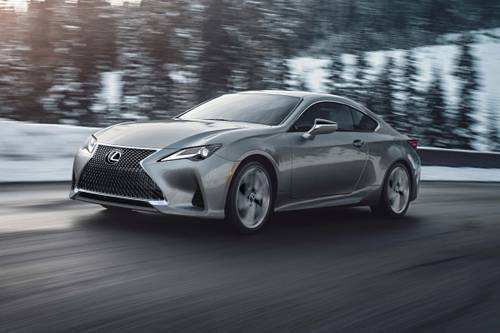 47 All New Lexus 2019 Coupe Overview for Lexus 2019 Coupe