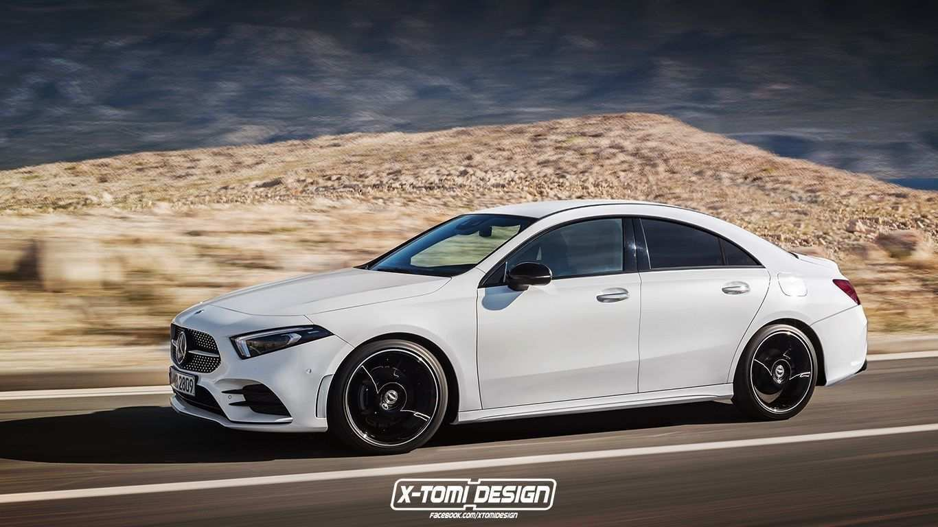 47 All New Mercedes Cla 2019 Release Date Price and Review by Mercedes Cla 2019 Release Date