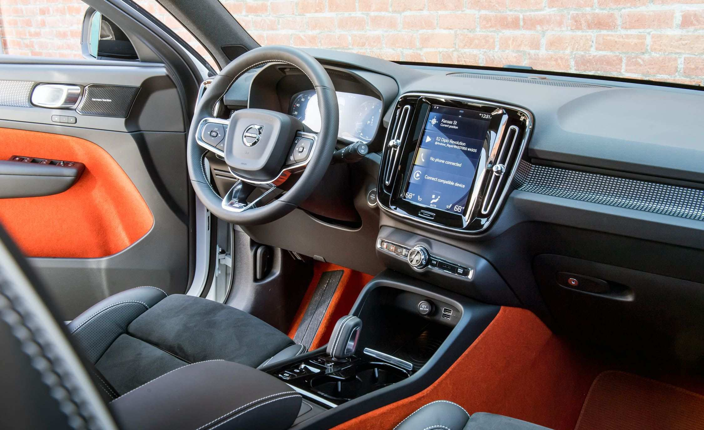 47 Best Review 2019 Volvo Xc40 Interior Prices for 2019 Volvo Xc40 Interior