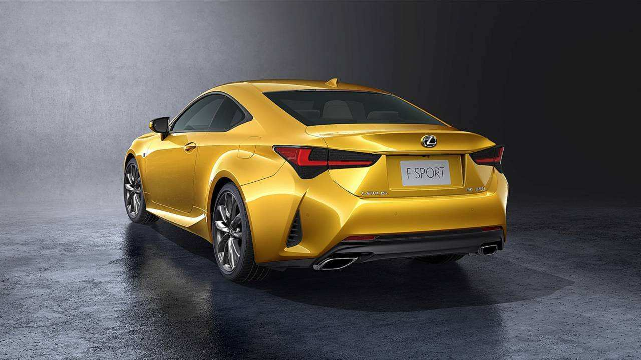 47 Concept of Lexus 2019 Coupe Specs and Review with Lexus 2019 Coupe