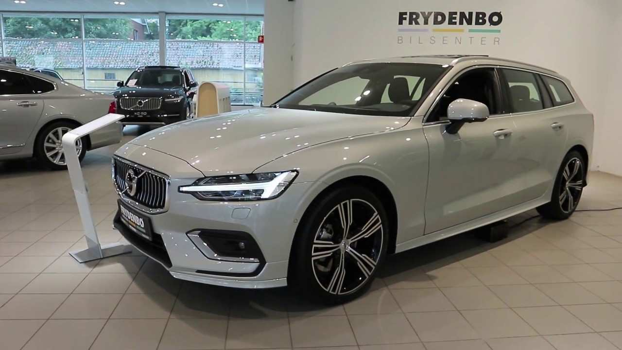 47 Gallery of 2019 Volvo Inscription Concept for 2019 Volvo Inscription