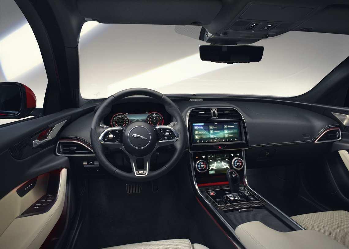 47 New Jaguar Xe 2019 Interior Reviews with Jaguar Xe 2019 Interior