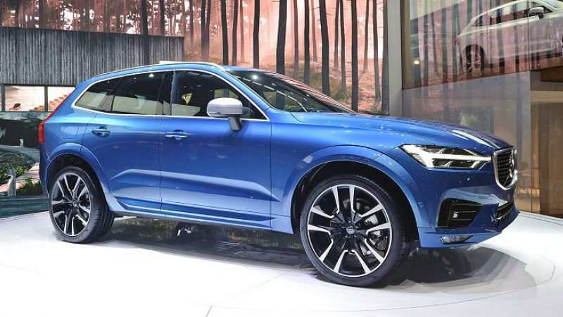 47 The 2019 Volvo Hybrid Suv Redesign with 2019 Volvo Hybrid Suv