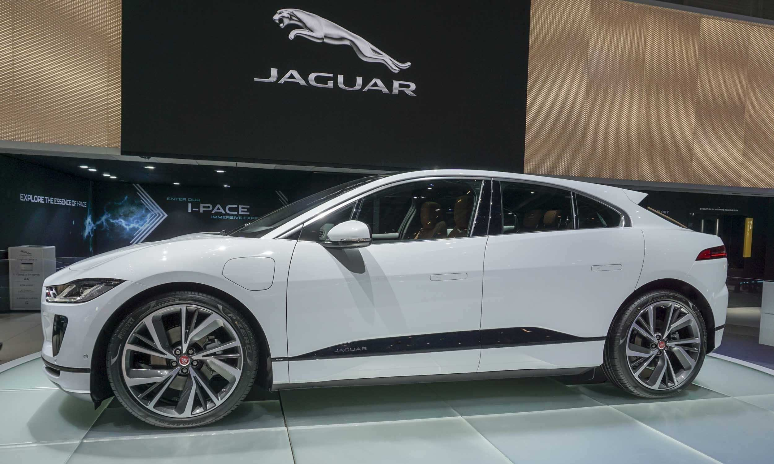 48 All New 2019 Jaguar I Pace Release Date Pictures for 2019 Jaguar I Pace Release Date