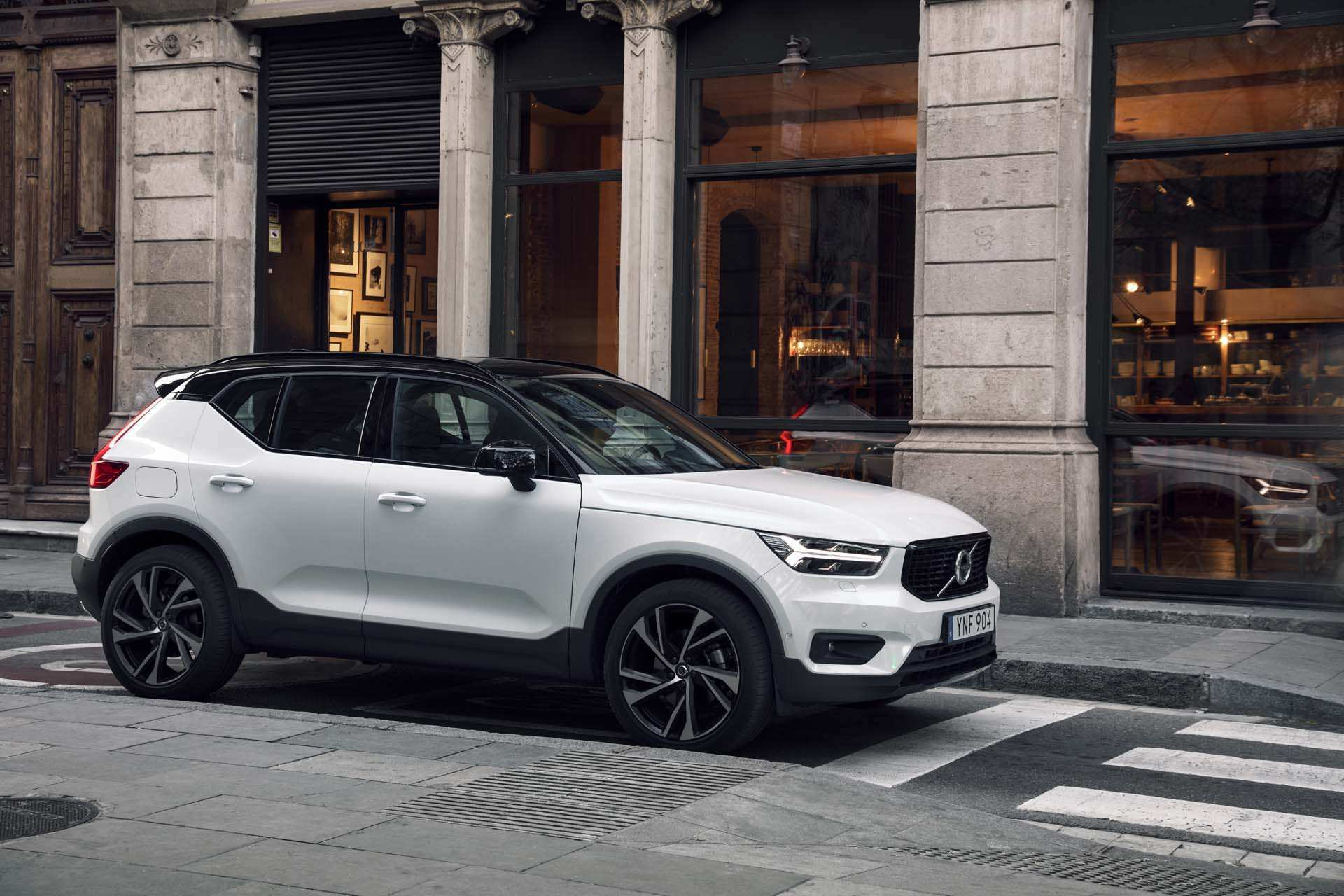48 All New Volvo 2019 Xc40 Review Model by Volvo 2019 Xc40 Review