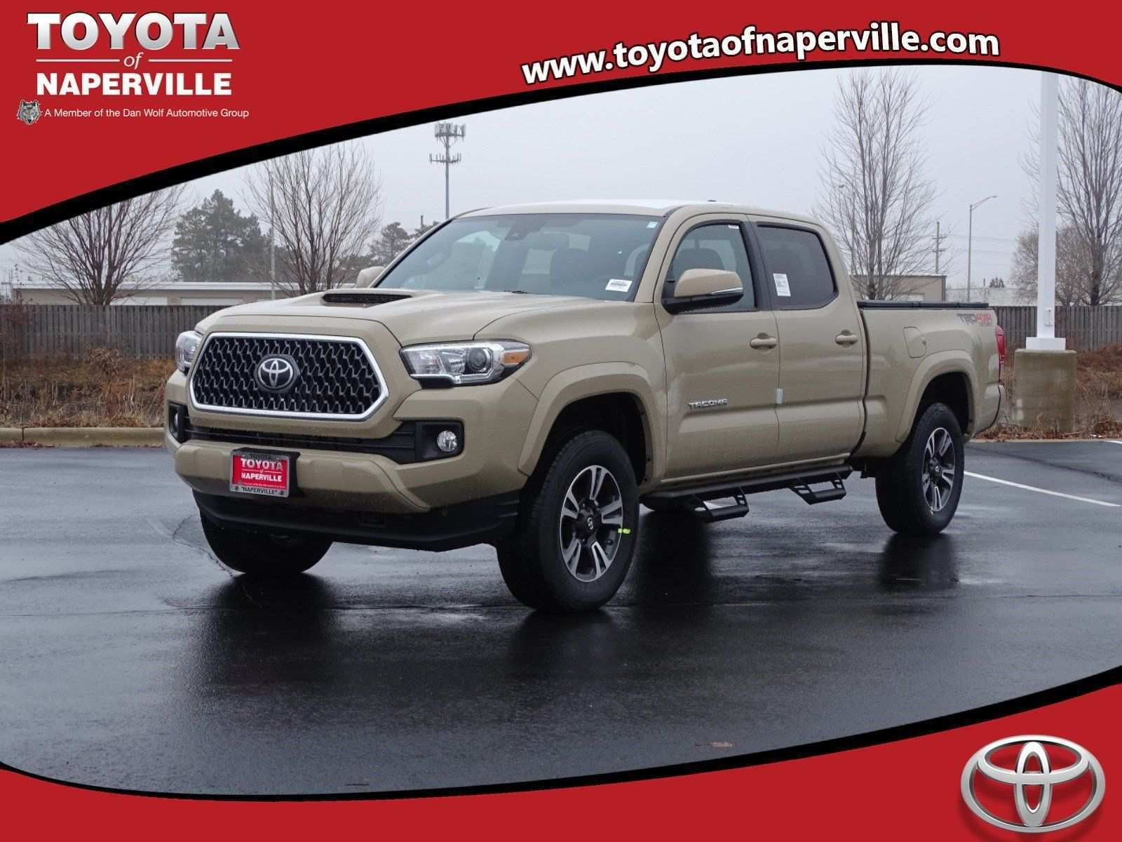 48 Best Review 2019 Toyota Tacoma Quicksand Overview with 2019 Toyota Tacoma Quicksand
