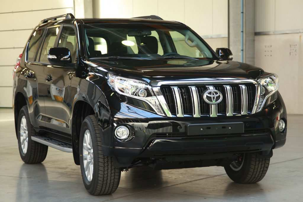 48 Best Review Prado Toyota 2019 Rumors with Prado Toyota 2019