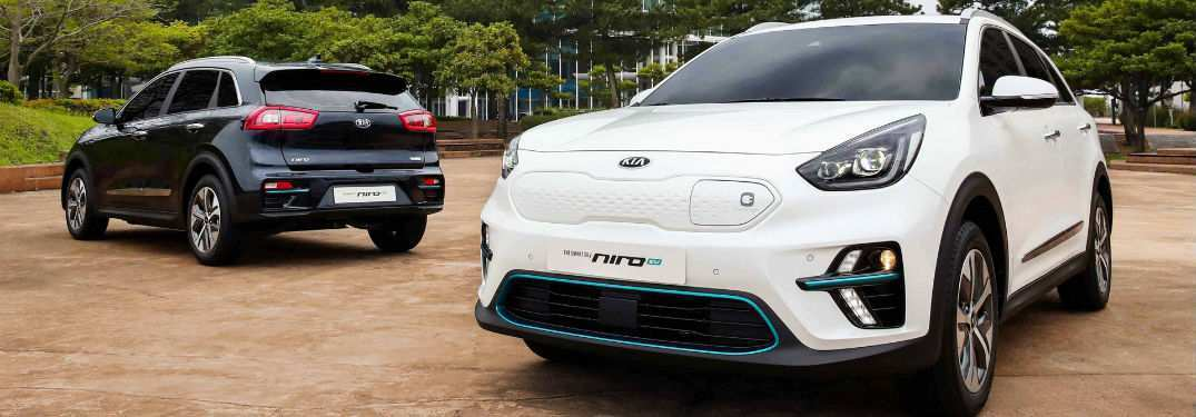 48 Concept of 2019 Kia Niro Ev Performance by 2019 Kia Niro Ev