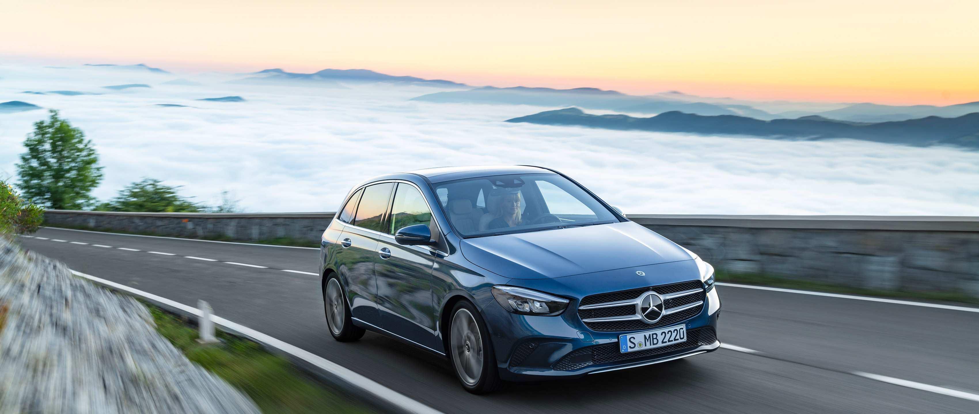 48 Concept of Mercedes B Klasse 2019 Price and Review for Mercedes B Klasse 2019
