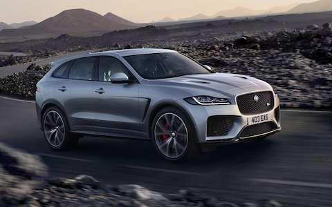 48 Gallery of Suv Jaguar 2019 Model for Suv Jaguar 2019