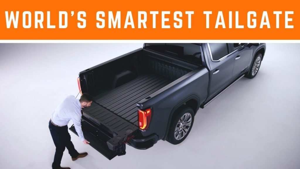 48 Great 2019 Bmw Sierra Multipro Tailgate Pricing by 2019 Bmw Sierra Multipro Tailgate