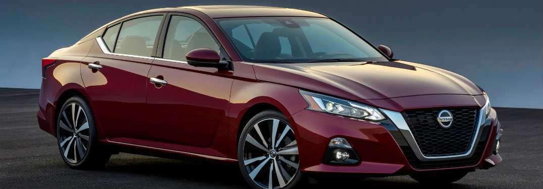 48 Great Nissan Altima 2019 Horsepower Pictures for Nissan Altima 2019 Horsepower
