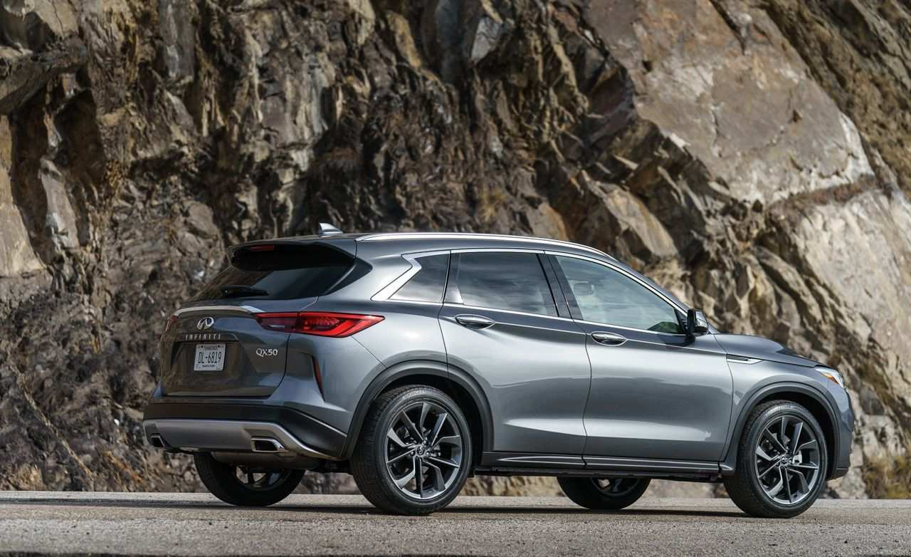 48 The 2019 Infiniti Qx50 Wiki New Review with 2019 Infiniti Qx50 Wiki