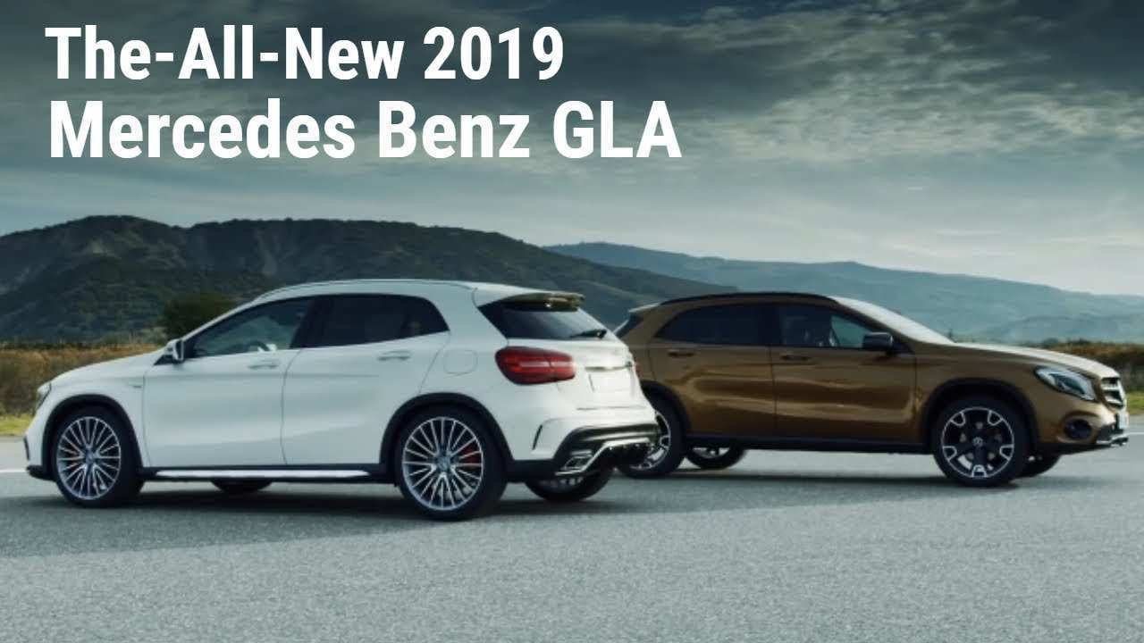 48 The 2019 Mercedes Benz Gla Pictures for 2019 Mercedes Benz Gla