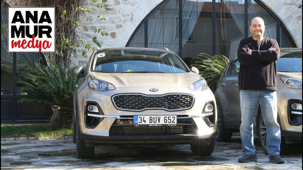 48 The Kia Sportage 2019 Youtube Spy Shoot by Kia Sportage 2019 Youtube