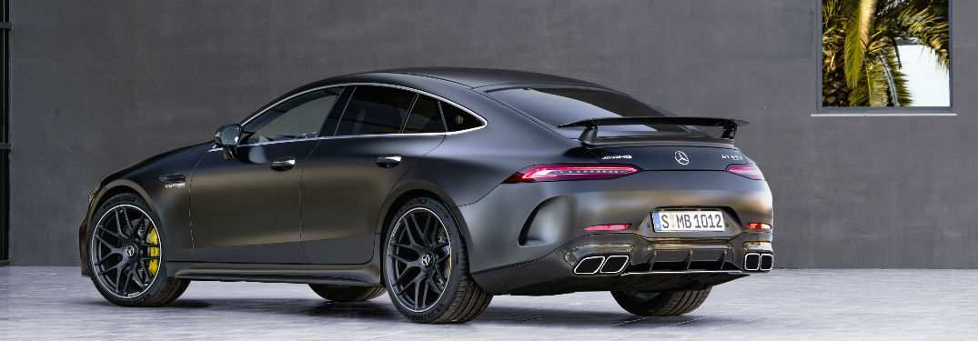49 All New Mercedes Amg Gt 2019 Performance and New Engine for Mercedes Amg Gt 2019