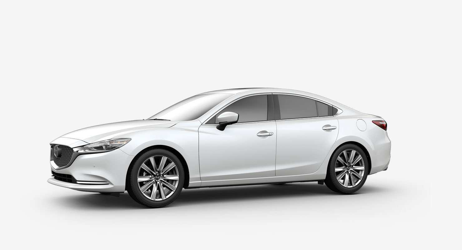 49 Best Review Mazda 6 2019 White Exterior for Mazda 6 2019 White